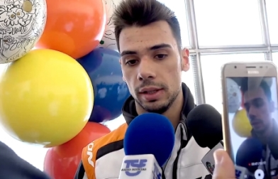"""Miguel Oliveira – """"O livro e a estreia no MotoGP"""""""