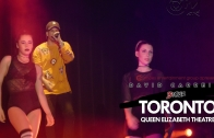 Dama do Business – David Carreira em Toronto – 3 TOUR – 2017