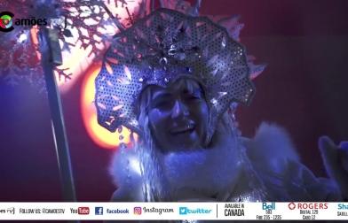 Hitting the City | Winter Festival of Lights | Niagara Falls