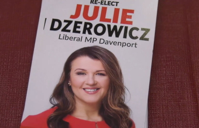 Dzerowicz prepara re-eleição