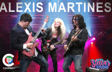 Stella's Studio-Ep03-Alexis Martines