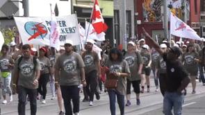Labour Day junta principais forças sindicais