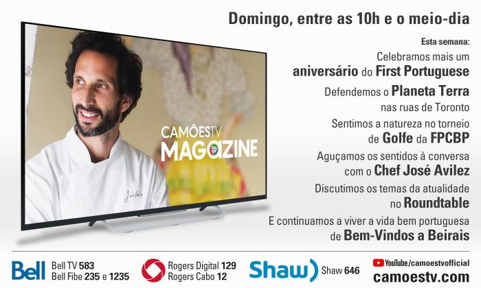 Camões Magazine - 2019-10-06