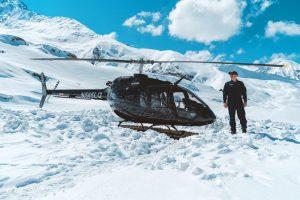 Como os proprietários de helicópteros estão-glacial-blog-camoestv