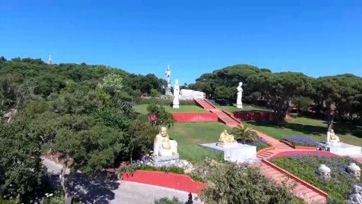 Portugal à Vista – ep45 – Bacalhôa Buddha Eden - camoes tv - Toronto