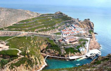 Camoes TV - Portugal a vista - Ilha Berlenga - Portugal