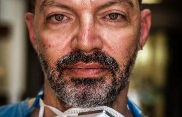 Retratos de profissionais de saúde de Rui Oliveira-portugal-mileniostadium